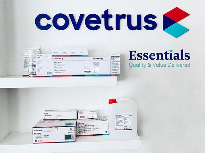 Covetrus Essential bodegon tienda
